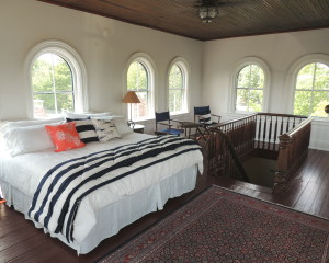 The Belvedere Bed Room